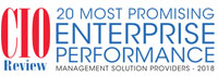 20 Most Promising Enterprise Performance Management Solution Providers - 2018